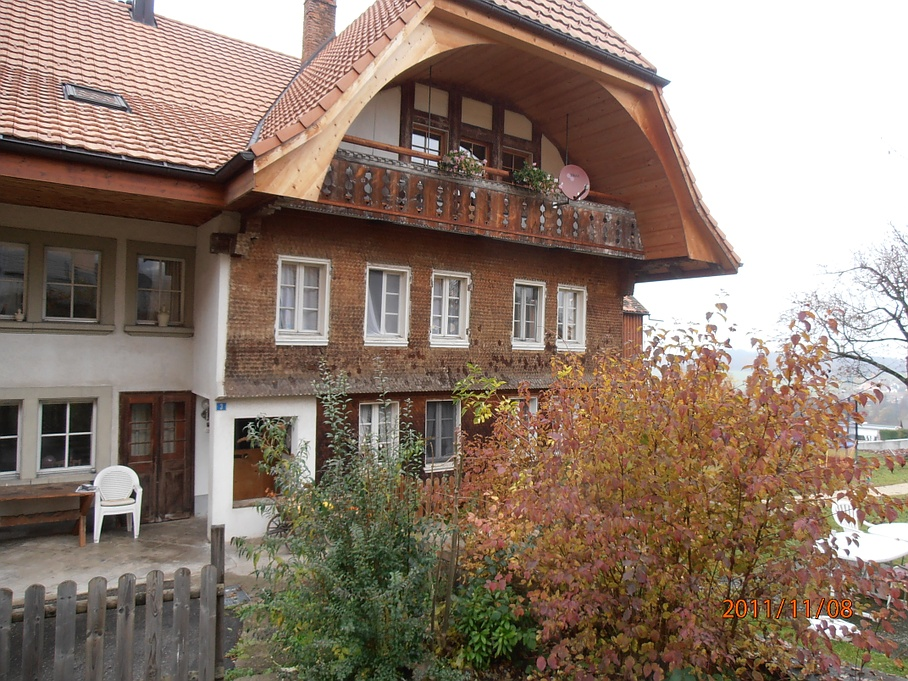 Ancienne Cure - Bed & Breakfast Flüeler - Ependes